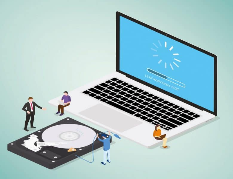 Veri Kaybı ve Veri Kurtarma