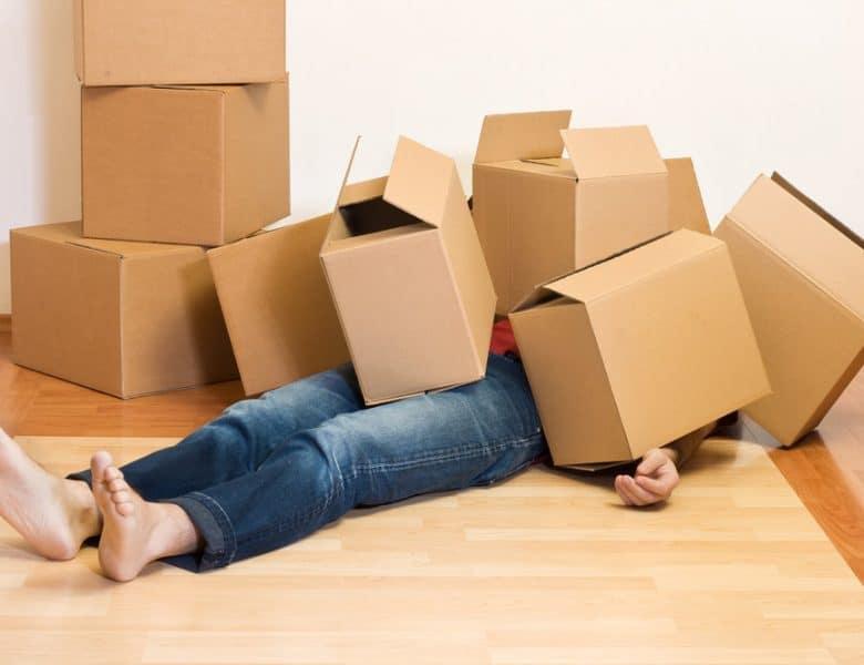 Taşınırken Eşya Demonteleme Ve Kurulum İşlemleri