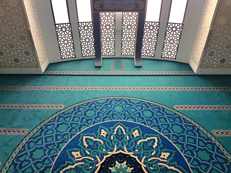 Cami Halısında Renk Tercihi Nasıl Olmalı?